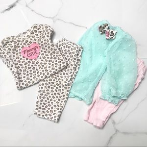 Bundle baby girl outfits